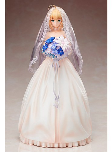 Aniplex Fate/stay night: Saber 10th Anniversary Royal Dress Version PVC (Dress Ver Pvc Figure)