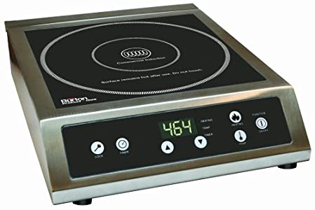 Max Burton 6500 ProChef 1800-Watt Commercial Induction Cooktop : I am 85% pleased. Everything functions well