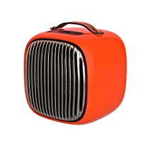 USA Heater home dormitory portable automatic power off 3 files (Color : C)