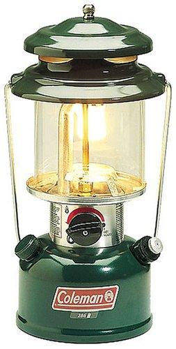 Coleman 1 Mantle Classic Naphtha Adjustable Lantern 286B700