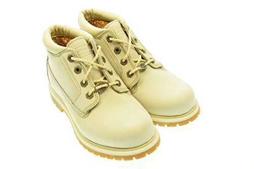 Women''s Chukka Nellie Timberland Bianco Ankle Double Boots OCWq8OFgfw