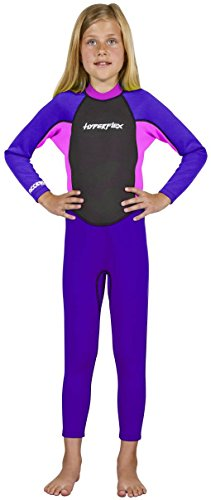 Hyperflex Access Back Zip Fullsuit with 3/2mm Thickness, 8, (Thickness Zip)