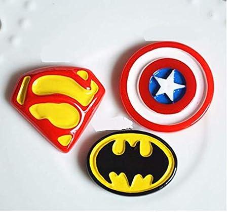 Superhero Charms Set