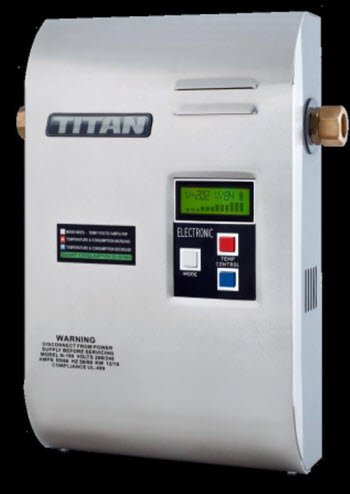 TITAN SCR3 N160 Electric Tankless Water Heater by Titan