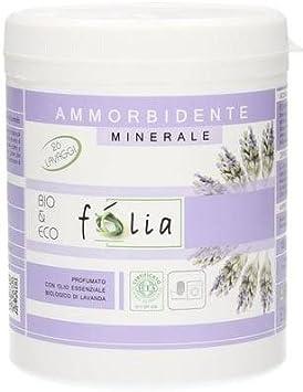 FOLIA Suavizante en Polvo Suavizante mineral - El complemento ...