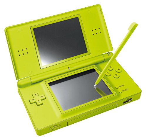 Nintendo DS Lite - Green [Importación italiana]: Amazon.es ...