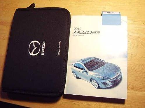 2010 mazda 3 owners manual mazda automotive amazon com books rh amazon com
