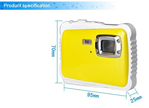 iShare I100 8MP Child Digital Video Camera with 1.77 inch LCD Screen 3M Waterproof Camera