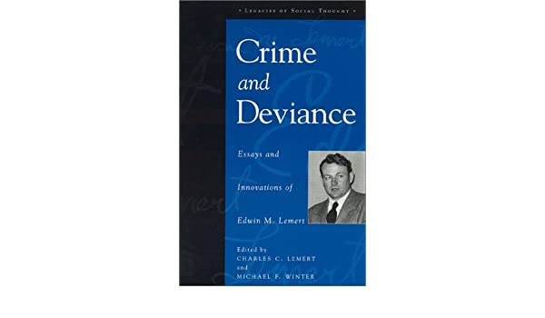Deviance Essay. Social Control And Criminal Deviance: Bullying ...