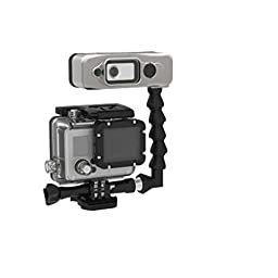 Light and Motion Sidekick Flood Light for GoPro w/ Dive Arm