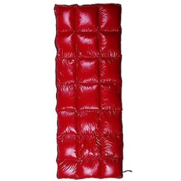 zyt Saco de dormir rectangular saco de dormir Cama individual (150 x 200 cm) de 8 Patos Calidad plumas 190 x 75: Amazon.es: Deportes y aire libre