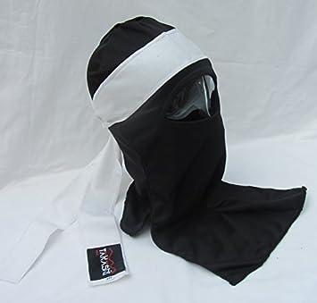 Ninja japonés último guerrero máscara (AKA) juego negro ...
