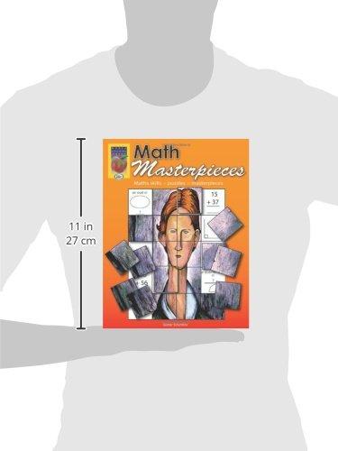 Math Masterpieces, Grades 3-5: Gunter Schymkiw: 9781583242353 ...