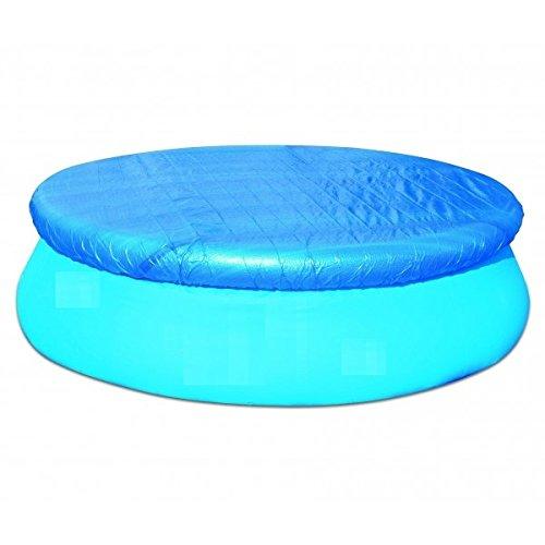 Nueva 8 pies Pies rápido ajuste jardín Ronda hinchable piscina ...