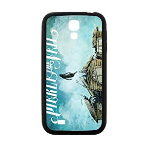 Abstract anime design pattern Cell Phone Case for Samsung Galaxy S4