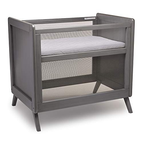 BreathableBaby Breathable Mesh Mini Crib