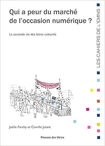 Amazon Fr Qui A Peur Du Marche De L Occasion Numerique