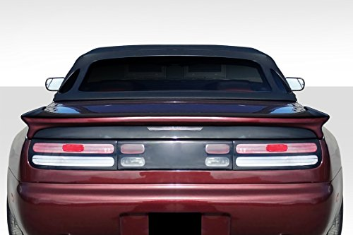 Duraflex ED-GXY-931 Twin Turbo Look Wing Spoiler - 1 Piece Body Kit - Compatible For Nissan 300ZX 1990-1996