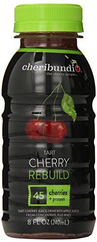 Cheribundi Tart Cherry Rebuild Ounce product image