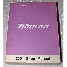Amazon hyundai motor company books 2004 hyundai tiburon shop manual 2003 fandeluxe Image collections
