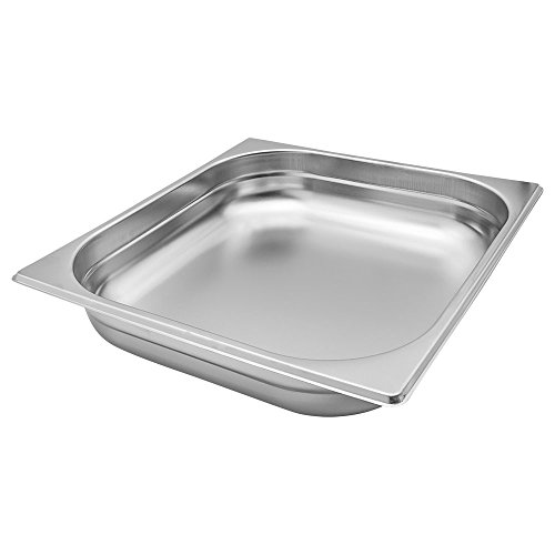Chef's Supreme - Stainless Square Chafer Insert - Insert Table Steam