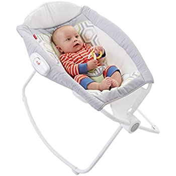Fisher-Price Rock 'n Play Sleeper, Geo Meadow