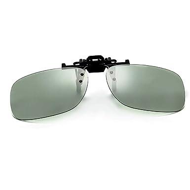 PANHU Gafas de sol polarizadas de clip, Unisex-Elegantes y ...