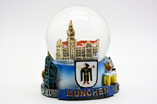 A Piece Of Europe Snow Globe''Munich'' by A Piece Of Europe