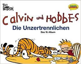 Calvin und Hobbes 18. Die Unzertrennlichen.
