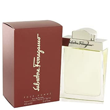 SALVATORE FERRAGAMO by Salvatore Ferragamo Eau De Toilette Spray 3.4 oz for Men