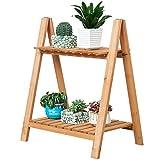 KHJBGXHJ Soporte para Plantas De Madera Soporte para Plantas Decorativo Estante para Macetas con Flores para Interior De La Oficina