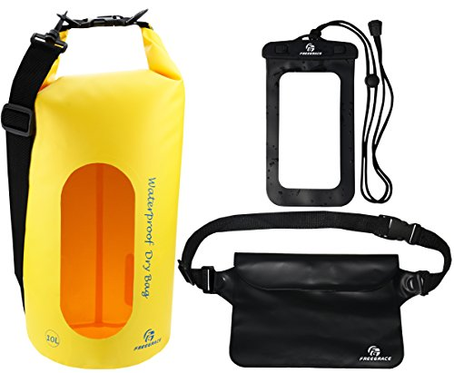 Waterproof Dry Bags Set Freegrace product image