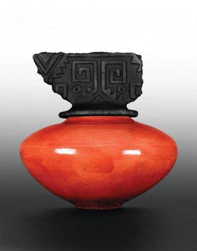 R-20 Red Crackle Amaco Raku Glaze Pint