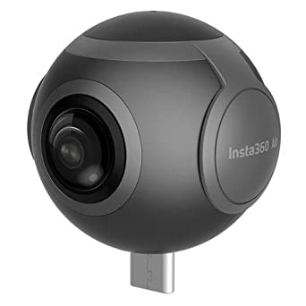 Insta360 Air 360 Degree Dual 3K lens VR Video Camera Real