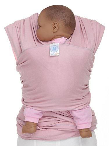 d4fec8865c5 Amazon.com   Moby Wrap Baby Carrier - Midweight Modern Ballet   Baby