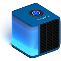 Evapolar evaLIGHT Personal Evaporative Air Cooler and Humidifier, Portable Air Conditioner, Blue