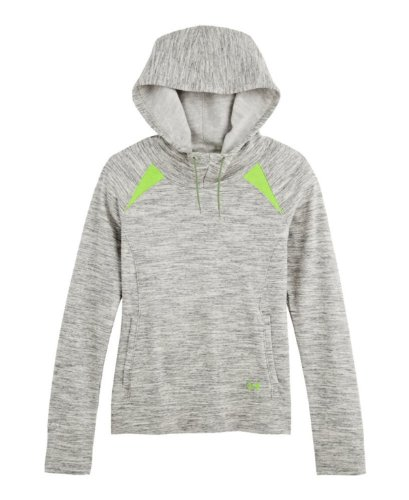 Under Armour Women's Charged Cotton Storm Marble Hoodie X...