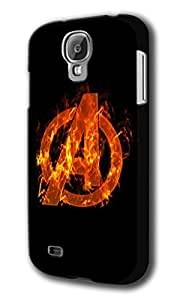 BESTER Avengers Age Of Ultron Logo Samsung Galaxy S4 Hard Case Cover