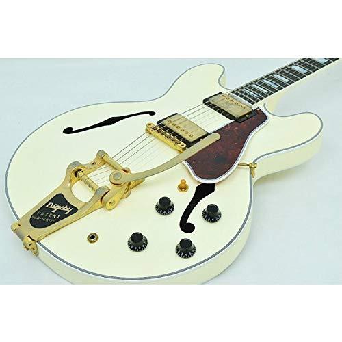 Gibson Memphis ギブソンメンフィス/ES-355 Bigsby V.O.S. Classic White   B07P1FGGH8