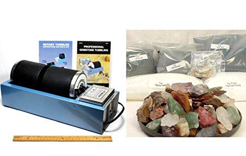 Lortone Rock Tumbler: 33B Kit