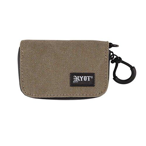 RYOT SmellSafe Krypto-Kit in Olive