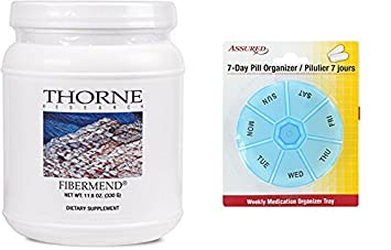Thorne Research - FiberMend - fibra en polvo suplemento - 11,6 onzas (330