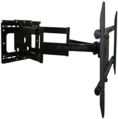 "Deluxe Articulating TV Bracket for 60"" Sharp LC-60LE550U LED TV *Extends 37 Inches**"