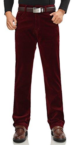 Velvet Corduroy Pants - 3