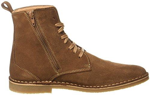SELECTED High Suede Boot Marrone Stivali Shhroyce Cognac Uomo r8RHEnrx