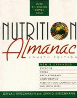 Nutrition Almanac