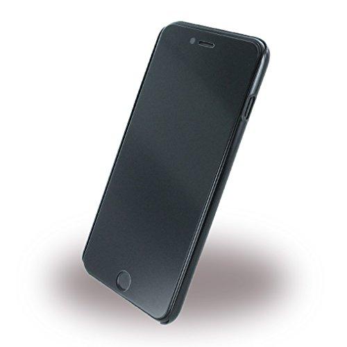 Guess GUHCP7LMEBK 4G Aluminium platte Hart Schutzhülle für Apple iPhone 7 Plus schwarz