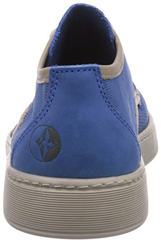 Arqueonautas Mens Barreiro Low-Top Trainer Blue - Blau (Blue / Taupe) clearance with paypal sale 2014 unisex low shipping sale online VptMMvyt