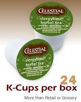 Celestial Seasonings Sleepytime Herbal Tea K Cups by Celestial Seasonings