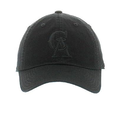 Los Angeles Angels of Anaheim MLB Tonal Ballpark Slouch Cotton Twill Adjustable Strap Cap
